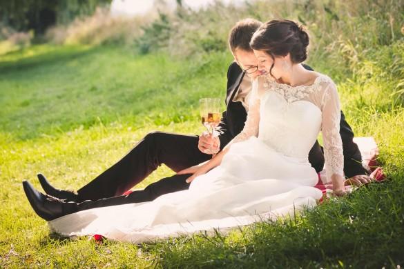 Hochzeitsfotograf Wernigerode - romantisches Paarshooting am Abend